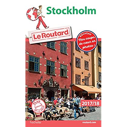 Guide du Routard Stockholm 2017/18