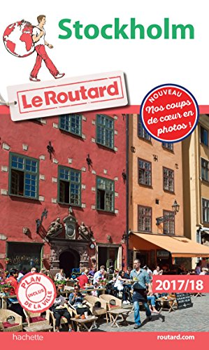 Guide du Routard Stockholm 2017/18 par Collectif