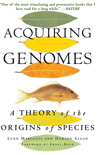 Acquiring Genomes: A Theory Of The Origin Of Species: A Theory of the Origins of Species