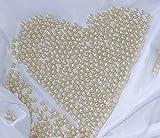 1000 Perlen 8mm perlmutt creme champagner