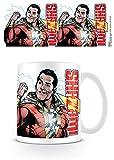 DC Comics MG25417 Mug en céramique 315ml / 11oz -Shazam (Flexing Up A Storm), Multicolore