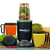 Cooks Professional Nutriblend Premium Blender Smoothie Maker Juicer with Accessory Set + FREE