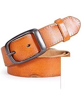 Simple Cinturón Todo A Juego/Cinturones Decorativos Retros-A 110cm(43inch)
