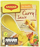 Maggi Meisterklasse Curry-Sauce, 15 er Pack (15 x 250 ml)