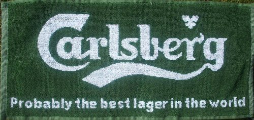 carlsberg-lager-bar-towel