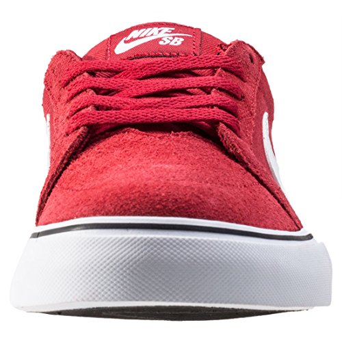 Nike Jungen Satire Ii (Gs) Sneakers Rojo / Blanco / Negro (Gym Red / White-Black)