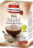 Müllers Mühle Reis Mehl 500g