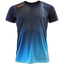 Luanvi Edición Limitada Camiseta técnica Binary, Hombre, Azul, ...