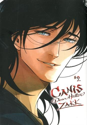 Canis dear Hatter - Tome 02 - Livre (Manga) - Yaoi - Hana Collection par ZAKK