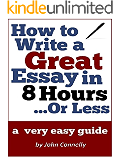 How to write a good application essay 30 minutes