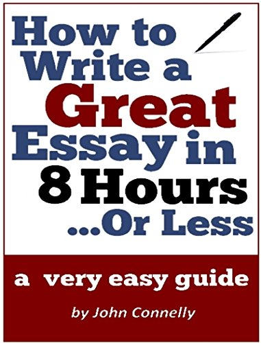 write great essays book More resources on book proposals i offer a comprehensive course on book proposals that takes you through the research and writing process in 10 steps agent ted weinstein outlines the necessary parts of a book proposal, and also offers an audio recording of his 90-minute workshop on proposals my favorite comprehensive guide on book proposals is how to write a book.