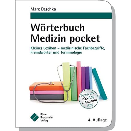 PDF] Wörterbuch Medizin pocket : Kleines Lexikon - medizinische ...