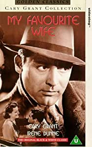 My Favourite Wife [VHS]