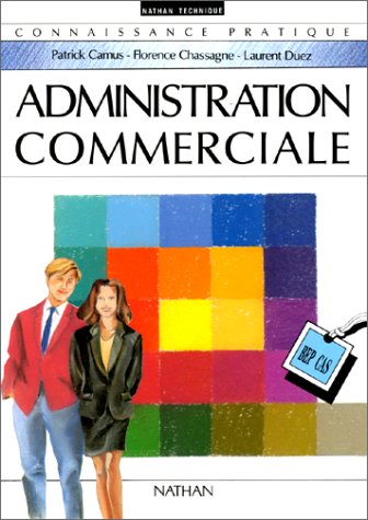Administration commerciale BEP