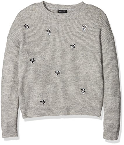 New Look All Over EMB Jumper, Pull Fille New Look