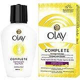 Olay Complete 3 en 1 Fluido hidratante ligero de día con SPF15 (pieles normales/