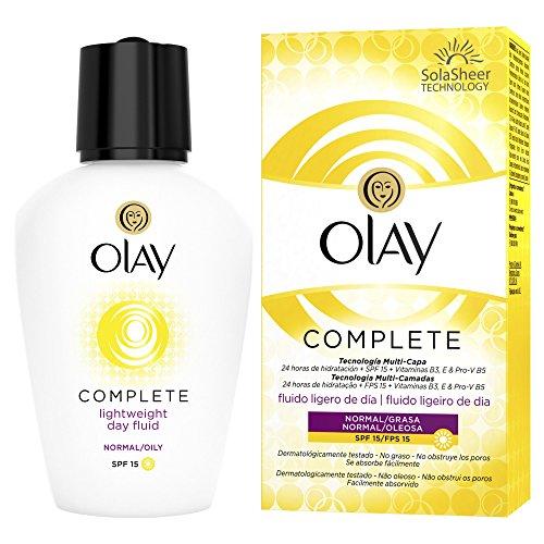 Olay Complete 3en1 Fluido hidratante ligero día
