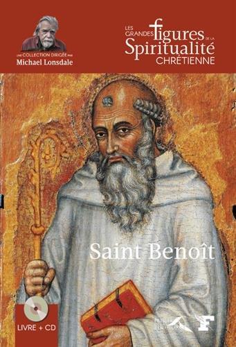 Saint Benoît (vers 480-vers 543) (1CD audio) par From Presses de la Renaissance