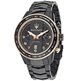Maserati Herren-Armbanduhr XL Chronograph Quarz Edelstahl R8873610002