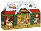 Ferrero Kinder Mix Adventskalender Weihnachtshütte, 1er Pack (1 x 234g)
