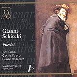 Puccini : Gianni Schicchi. Pradella, Gobbi, Fusco