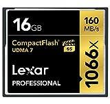 Lexar Professional - LCF64GCRBEU1066 - Carte Mémoire CompactFlash - UDMA 7 1066x