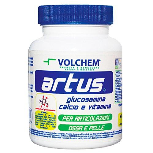 Volchem Artus - Confezione da 60 compresse - 51BF3UoHY2L