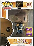 FunKo – The Walking Dead Pop Vinyl Figure 495 t-Dog SDCC Summer Convention Exclusives, 14579