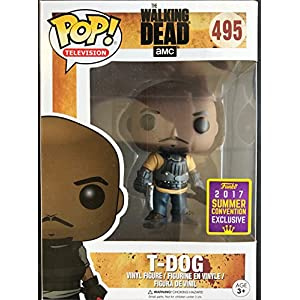 Funko Pop T-Dog (The Walking Dead 495) Funko Pop The Walking Dead