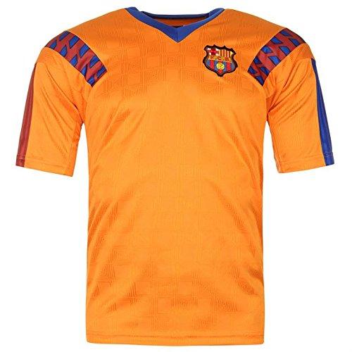 Score Draw Barcelona 1992 Away Shirt