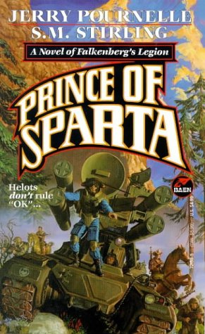 The Prince of Sparta por Jerry Pournelle