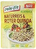 Produkt-Bild: reis-fit Kornmix, Naturreis & roter Quinoa, 3er Pack (3 x 200 g)