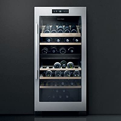 Fisher & Paykel RF206RDWX1 Wine Cooler Stainless Steel by Fisher Paykel