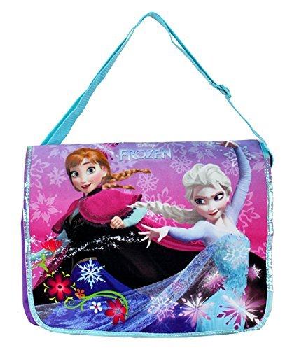 ss Elsa and Ann Messenger Bag by Disney Frozen ()