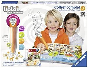 Ravensburger tiptoi 00 781 3 Preescolar Niño/niña juguete para el aprendizaje - juguetes para el aprendizaje (Batería, Alcalino, AAA, 1,5 V, 370 mm, 60 mm)