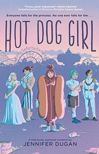 Hot Dog Girl (English Edition) eBook: Jennifer Dugan: Amazon ...