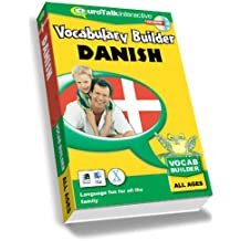 Vocabulary Builder Danish: Language fun for all the family – All Ages (PC/Mac)