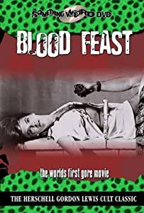 Blood Feast [DVD]