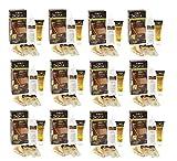 Bios Line–Biokap nutricolor Punkt + 7.33New Blond Golden Wheat 12Packungen 140ml Farben Warm, leuchtende und natürliche. Ohne Phenylendiamin