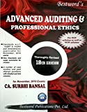 Bestword CA Final Advanced Auditing & Professional Ethics Old Syllabus and New Syllabus both By Surbhi Bansal Applicable for May 2018 Exam