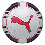 Puma Fußball EVO Power 5 Futsal - Balón de fútbol Sala, Color Blanco, Talla 4