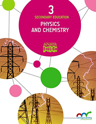 Physics and Chemistry 3. (Anaya English) - 9788467852271 por José Miguel Vílchez González