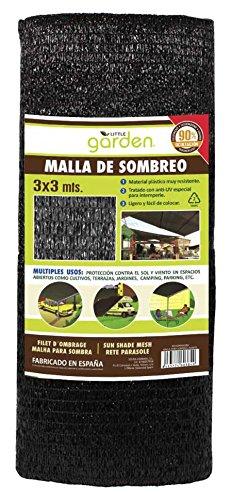 Little Garden by01090560384 – Maille, Couleur Noir