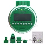 #8: CINAGRO - Drip Irrigation Automatic Water Timer with Digital Display for Gardens and Polyhouse