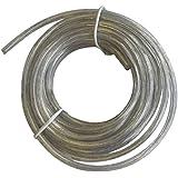 Tibelec 121550 - Cable eléctrico plano 3 V 300 x 01 cm transparente