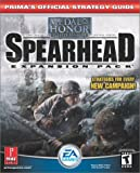 Spearhead - Expansion Pack : Prima's Official Strategy Guide - Prima Games - 01/10/2002