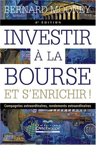 Investir à la bourse et s'enrichir !