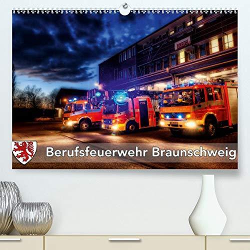 Berufsfeuerwehr Braunschweig (Premium, hochwertiger DIN A2 Wandkalender 2020, Kunstdruck in Hochglanz): Einsatzfahrzeuge der Berufsfeuerwehr ... 14 Seiten ) (CALVENDO Technologie)