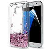 LeYi Case for Samsung Galaxy S7 Edge with Screen Protector,