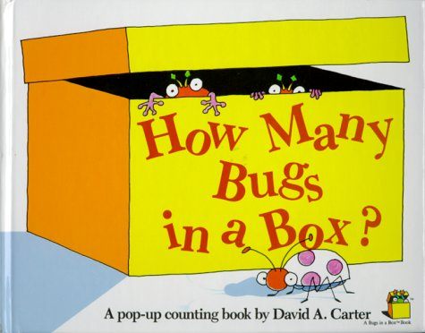 How Many Bugs in a Box?: A Pop Up Counting Book (Bugs in a Box Books) por David A. Carter